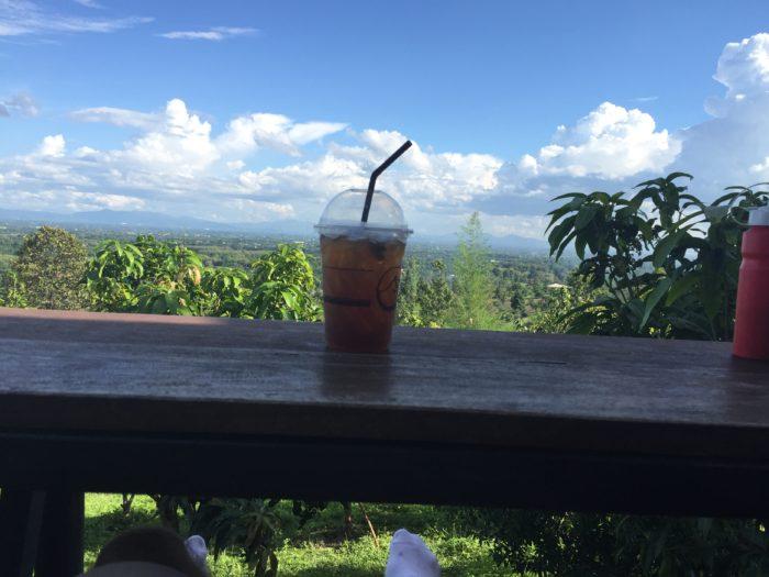Een foto van het puffin viewpoint in Chiang Mai Thailand