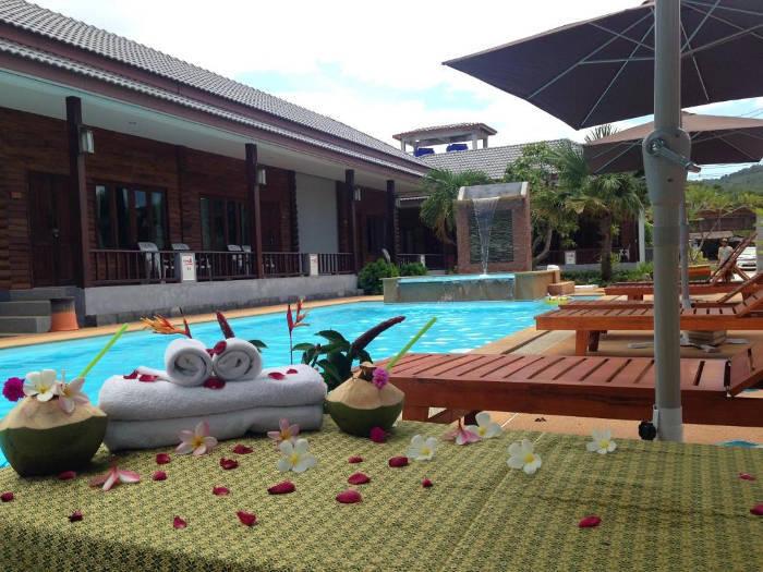 Foto van het Khum Laanta resort in Koh Lanta