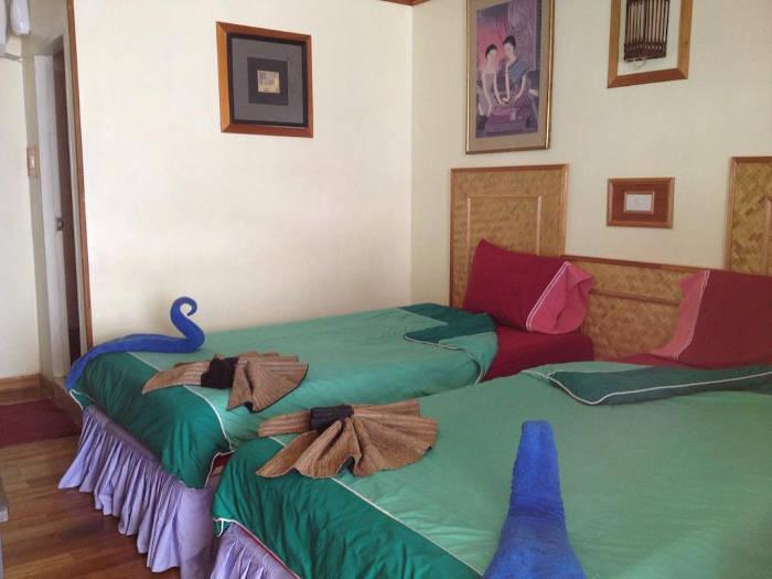 Afbeelding van een kamer van het Phi Phi dream guesthouse in Koh Phi Phi