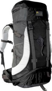 Afbeelding van een 55 liter rugzak van het merk Active Leisure.