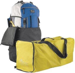 Afbeelding van een flightbag voor rugzakken tussen 55 en 80 liter.