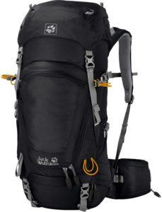Afbeelding van een jack wolfskin unisex backpack.