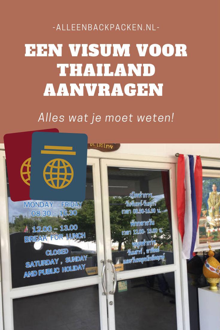 Visum Thailand - Alle belangrijke informatie op een rijtje!