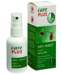 Care plus anti insect spray DEET 50%