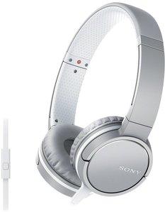 Afbeelding van een on-ear Sony koptelefoon