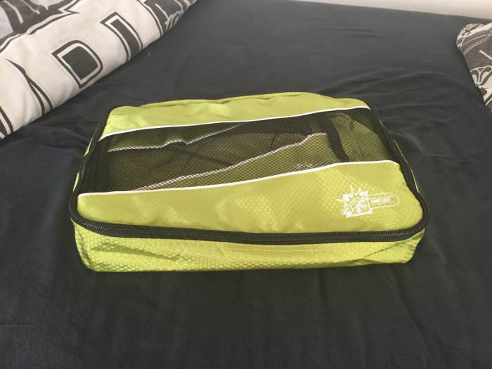 Afbeelding van de packing cubes van het merk Sunflake