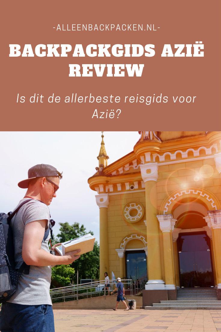 Backpackgids Azië review - Is dit de allerbeste reisgids voor Zuidoost-Azië?