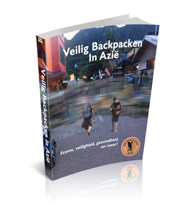 Afbeelding van de cover van het boek: veilig backpacken in Azië