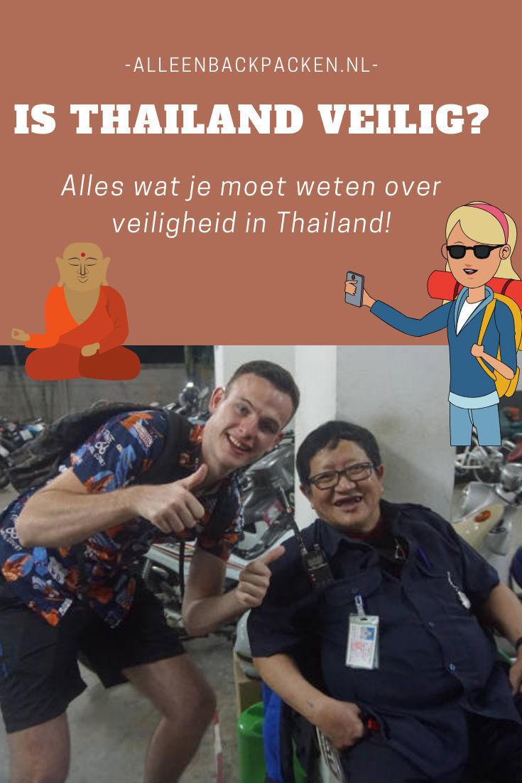 Is Thailand veilig? - Ontdek alles wat je moet weten