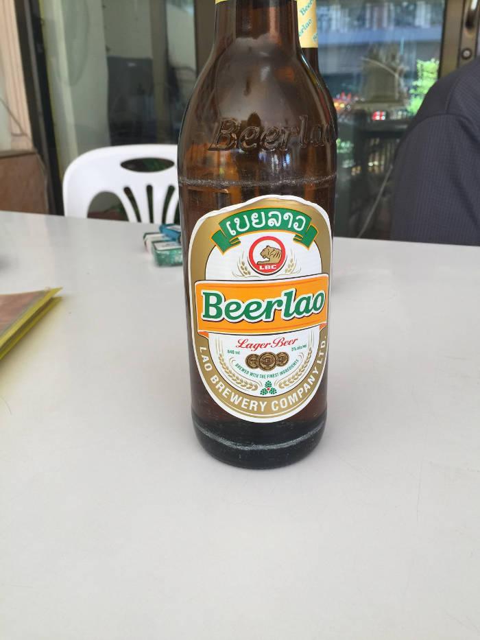 Afbeelding van bier Laos.