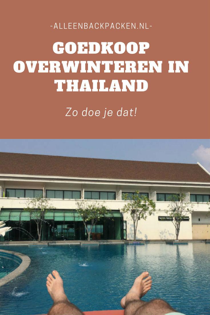 Goedkoop overwinteren in Thailand - Zo doe je dat!