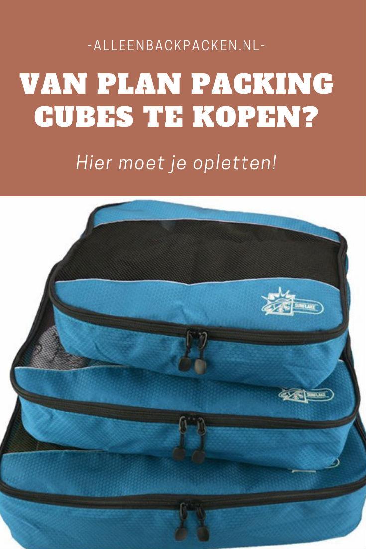 Iets waar je als reiziger ongelofelijk je voordeel mee kan doen, is het gebruik van packing cubes. Packing cubes zorgen ervoor dat je netjes en geordend jouw spullen op kan bergen zodat je dus meer ruimte in jouw rugzak overhoudt! #PackingCubes #PackingCubesKopen #Sunflake #SunflakePackingCubes