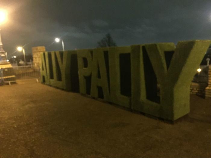 Ally Pally