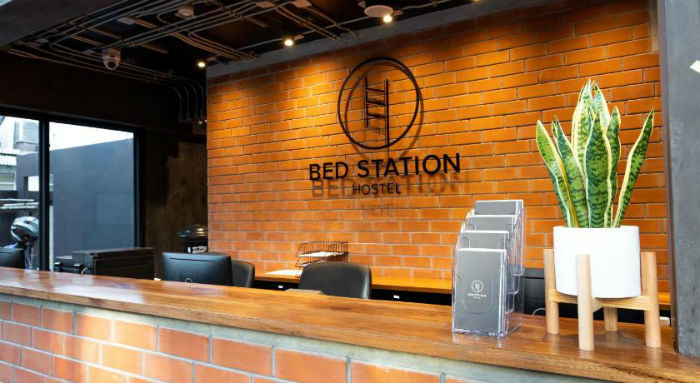Bed station hostel Khaosan