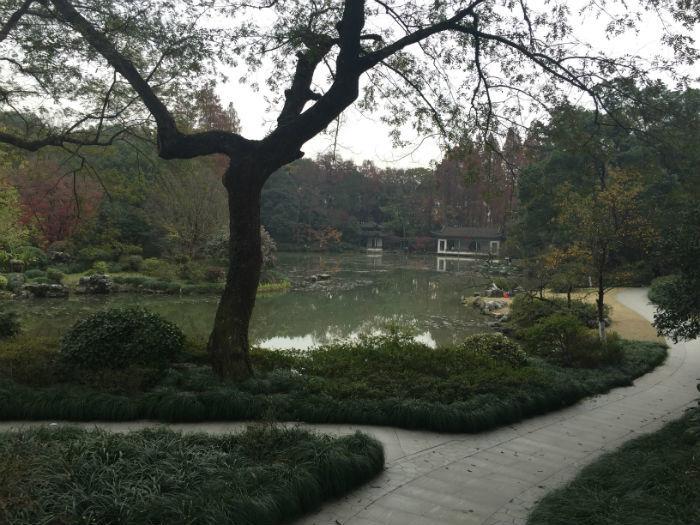 Hanghzou park