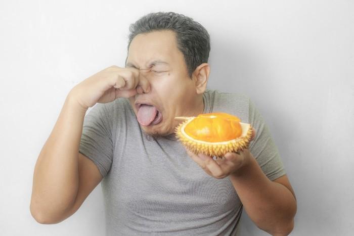 Waar ruikt durian naar